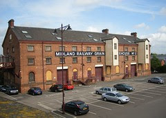 Midland Railway warehouse