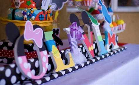 Mickey Mouse Clubhouse 2nd Birthday Party   Pretty My Party