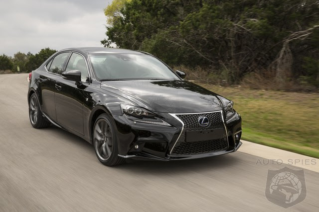 lexus undercuts germansclaiming is300h cost less to