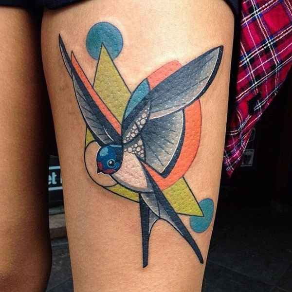 Schwalbe Tattoo Spirit