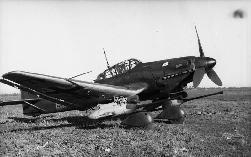 Bundesarchiv Bild 101I-646-5184-26, Russland, Flugzeug Junkers Ju 87