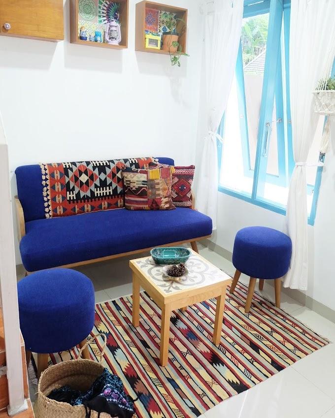 Ruang Tamu Sempit Memanjang | Ide Rumah Minimalis