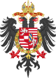 Middle Coat of Arms of Ferdinand I and Maximilian II, Holy Roman Emperors.svg