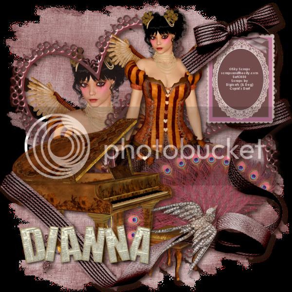 Cupid's Dart - Dianna