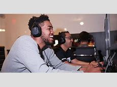 Karl Anthony Towns Hits Up E3 Video Game Conference