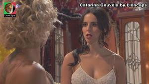 Catarina Gouveia sensual em varios trabalhos
