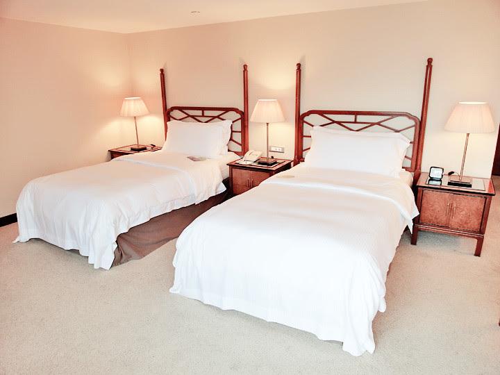 regent taipei hotel beds