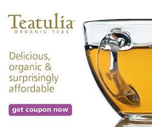 Teatulia Organic Jasmine Green Tea