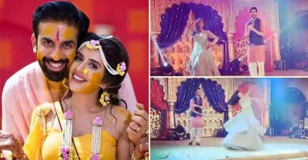 Bollywood's Sush with beau Rohman danced on 'Nachde Ne Saare' at the Sangeet of her brother Rajeev