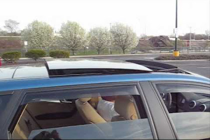 Audi A3 8p Panoramic Sunroof