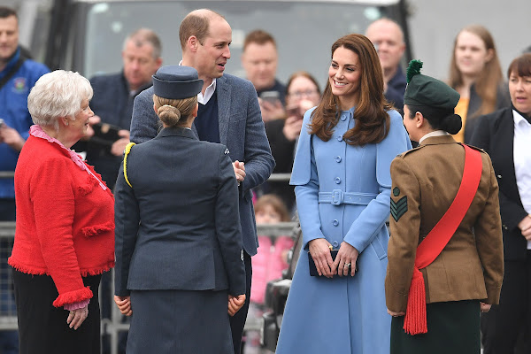 66743d246e4ff Kate Middleton In Northern Ireland: Every Classy Outfit Kate Middleton  Wears During Her Tour