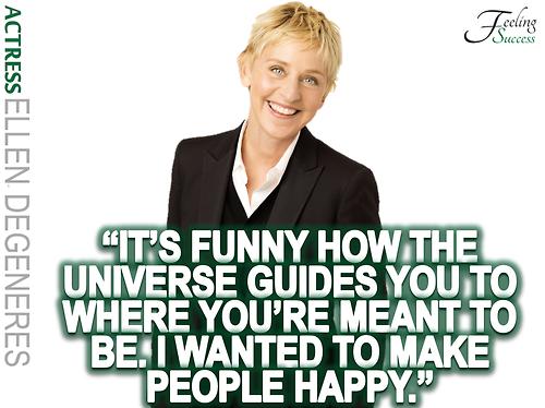 Ellen DeGeneres Quotes. QuotesGram