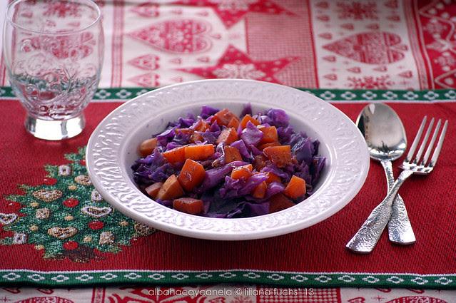 Albahaca y canela receta de lombarda a la sidra con calabaza for Cocinar lombarda