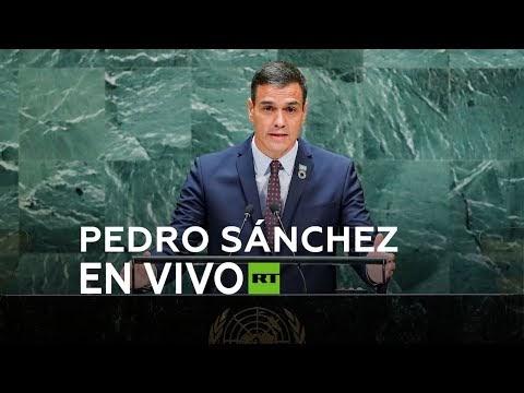 Pedro Sánchez reivindica en la ONU la posición marroquí sobre el Sáhara Occidental.