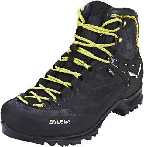 salewa rapace gtx hiking shoes men night blackkamille
