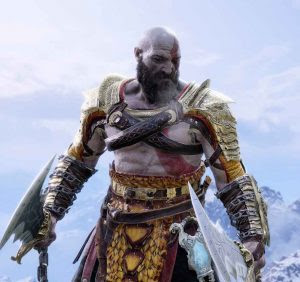 God Of War 2018 All Armor Sets