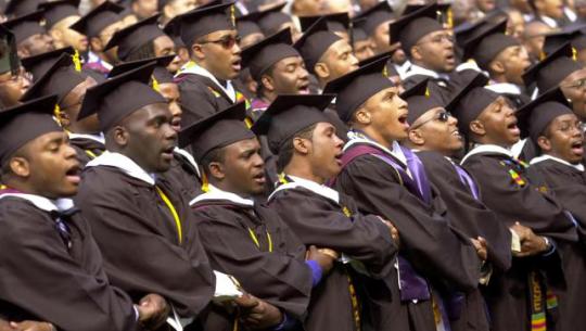 Morehouse grads