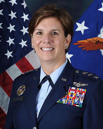 Lt. Gen. Lori Robinson