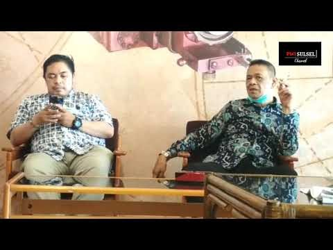 Kapolres Enrekang, di Terima Ketua PWI Sulawesi Selatan