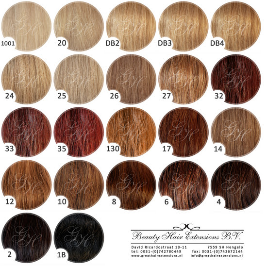 Hairextensions Weft