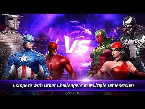 Marvel Future Fight Mod APK v4.8.2 (Unlimited Gold +Unlimited Money)