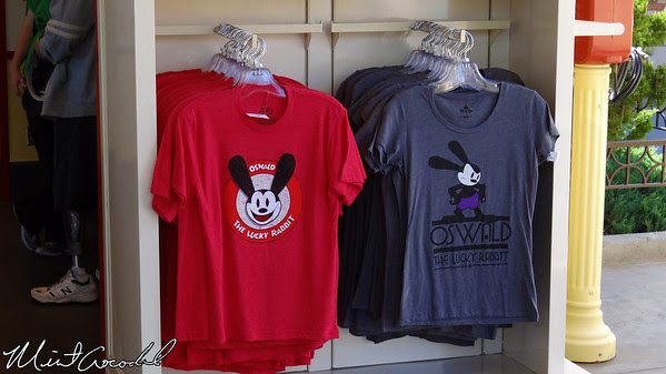 Disney California Adventure, Oswald, Merchandise