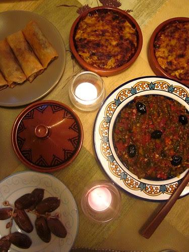 Ramadan dinner