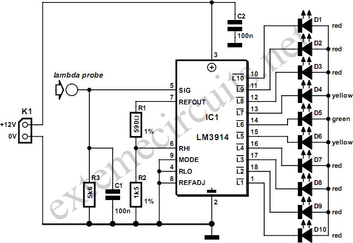 Probe Wiring Diagram - Wiring Diagram
