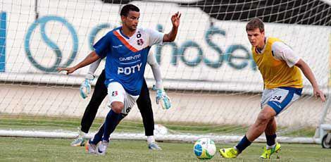 Atacante Bruno Mineiro está confirmado no lado tricolor / Bobby Fabisak/JC Imagem