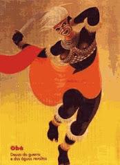 OBÁ ( Orixá guerreira)