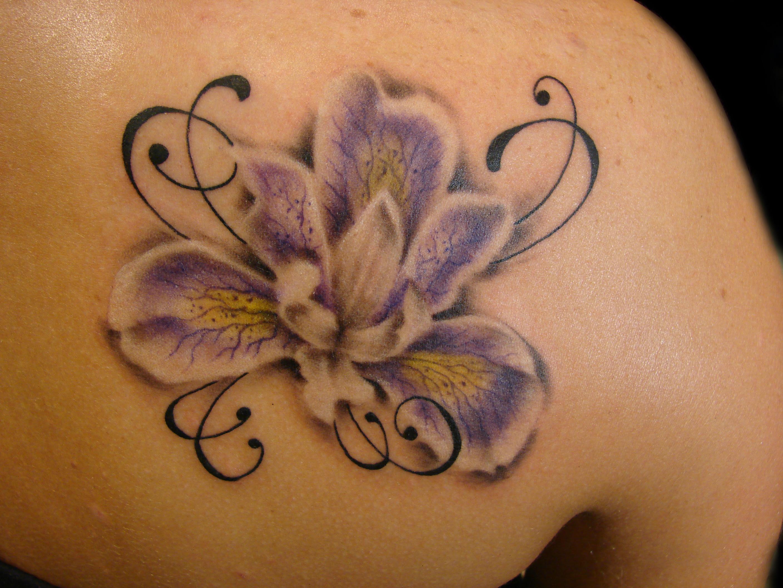 july birth flower tattoos | Tattoos Designs Ideas