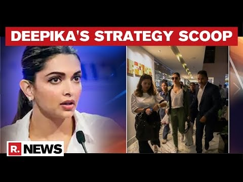 Deepika Padukone Strategizing For NCB Summons