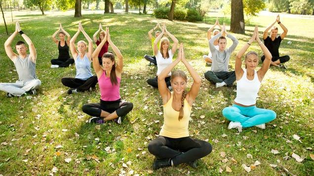 ¿Es el yoga realmente bueno para ponerte en forma?