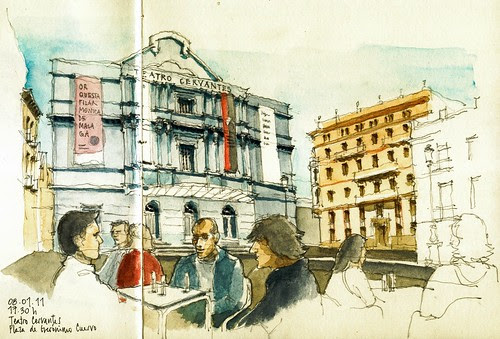 Málaga, Teatro Cervantes