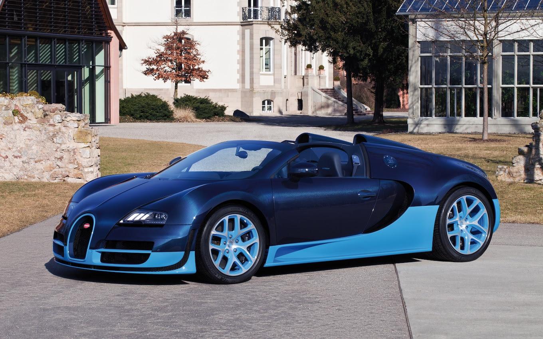 Bugatti Veyron Grand Sport Vitesse  2012 Geneva Auto Show  Motor Trend