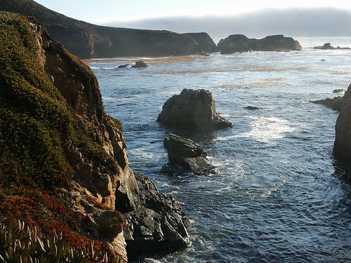 Rugged California Coast near Carmel