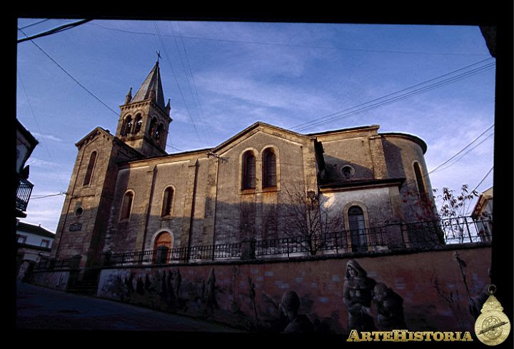 Iglesia de Santa Marina (Sarria, Lugo)