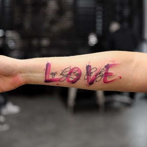 True Love Tattoo | Best Tattoo Ideas Gallery