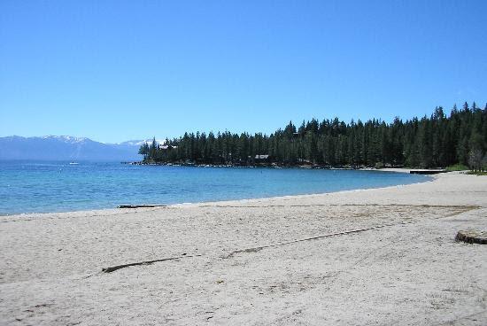 Summer Beach At Meeks Bay Picture Of Meeks Bay Resort