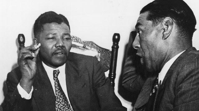 ماندلا در ۱۹۶۴