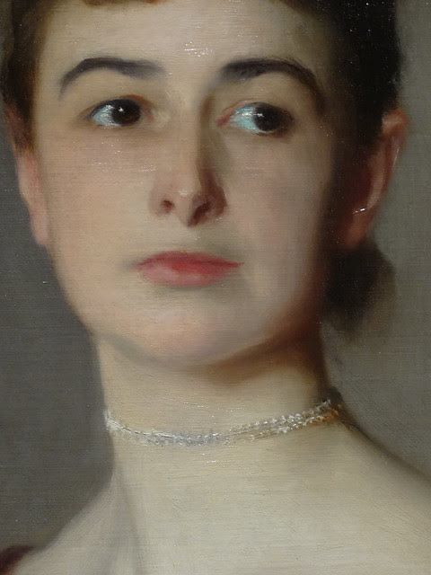 Detail of Mrs. Inches