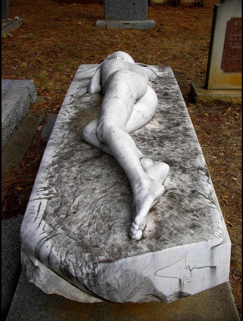 Mt Macedon Cemetery in Victoria, Australia