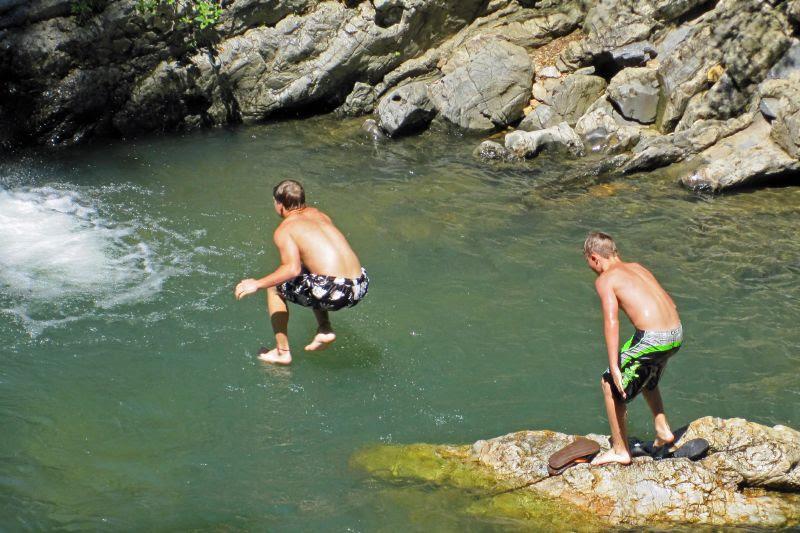 Little Missouri Falls 5