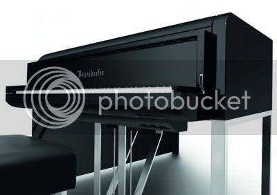 Grand Piano by Audi Design Studio 6