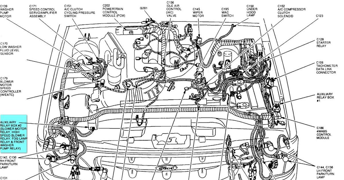 Ford Explorer Diagram