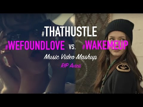 Avicii x Calvin Harris - Wake Me Up To Find Love