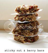 sticky nut bars