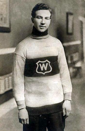 Art Ross Wanderers photo Art Ross - Montreal Wanderers 1910.png