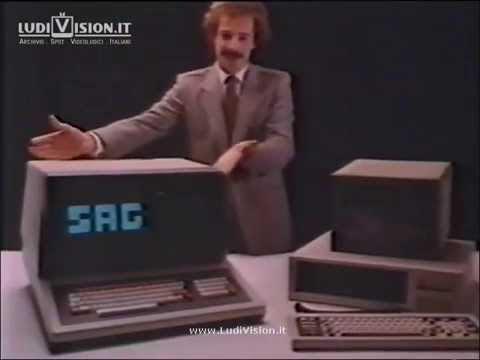SAG Computer by SAGA (1983)