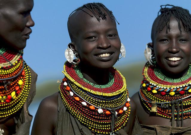 TURKANA PEOPLE: KENYA`S BEAUTIFUL SEMI-NOMADIC NILOTIC PEOPLE